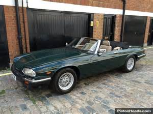 Jaguar Xj Convertible For Sale Classic Jaguar Xj 5 3 4dr Xjs V12 Convertible For