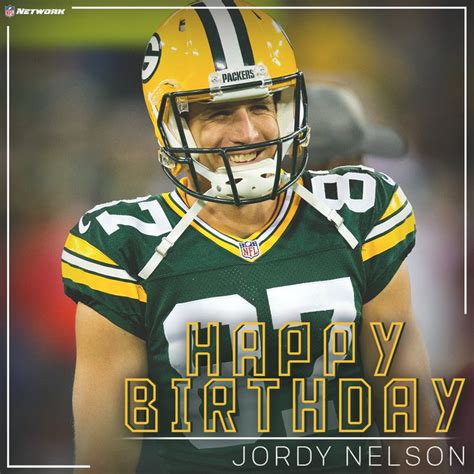 jordy nelson born jordy nelson s birthday celebration happybday to