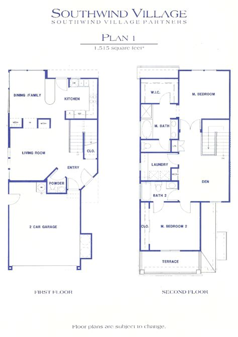 laing homes floor plans meze