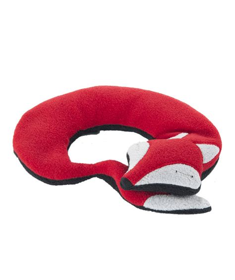 fox warming neck pillow unique gifts for real simple