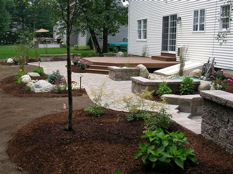 patio pavers cost how much does a deck cost vs a paver patio