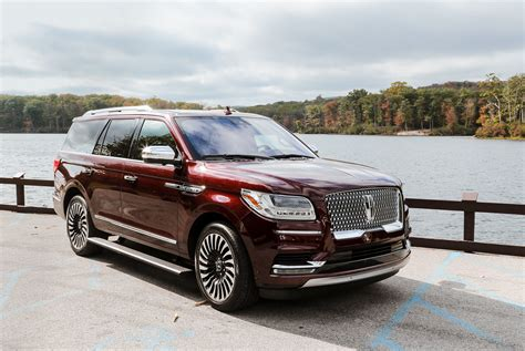 The Navigator lincoln navigator review on top of its gear patrol