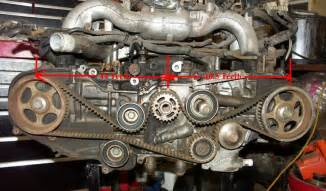 Subaru Forester Timing Belt Subaru Timing Belt Outback Impreza Legacy Forester