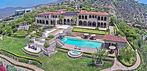 Luxury Mediterranean House Plans villa dei sogni a 38 million italian inspired mansion