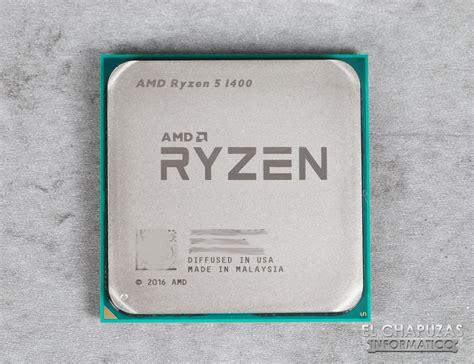 Amd Prosesor Ryzen 5 1400 Hijau amd ryzen 5 1400 review posted ahead of launch