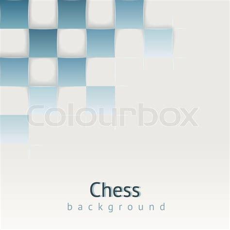 Design Konzept Vorlage Schach Hintergrund Mit Schatten Vektor Konzept Design Vorlage F 252 R Ihre Pr 228 Sentation Brosch 252 Re