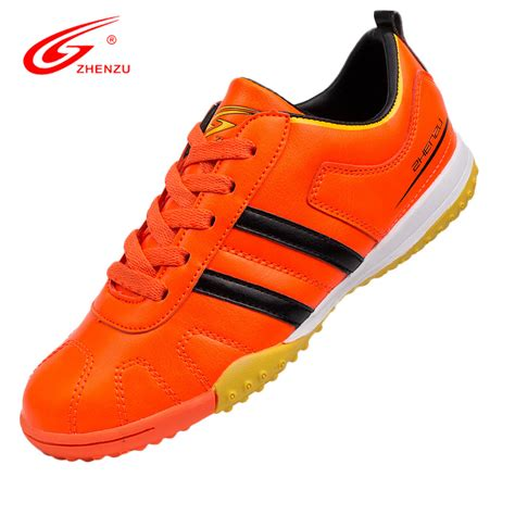 indoor turf football shoes zhenzu indoor turf boys soccer boots