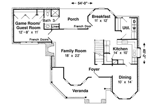dream house floor plans two story dream home plan 1949gt 2nd floor master