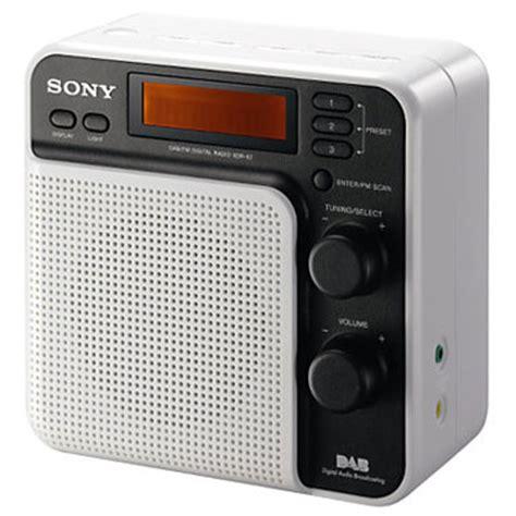 Sony Kitchen Radio by Sony S 70s Style Xdrs7w Dab Kitchen Radio Retro To Go