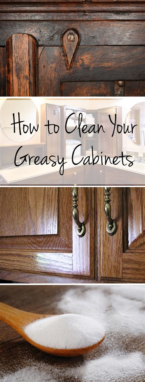 how to clean grease from wood cabinets how to clean greasy kitchen cabinets