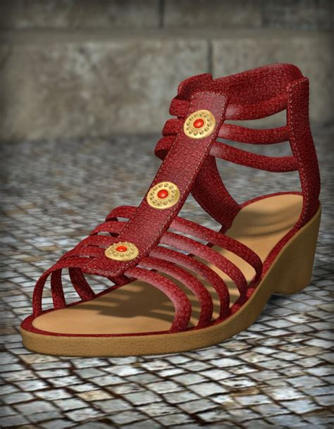 Patchwork Shoes - patchwork shoes 1 3d models and 3d software by daz 3d