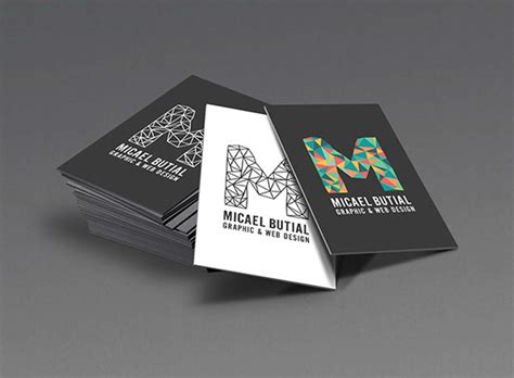 Who Designed The Card - business card designs 30 best ideas for you