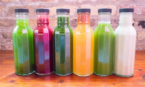 Detox Juices Chicago by 50 Cooked Chicago Groupon