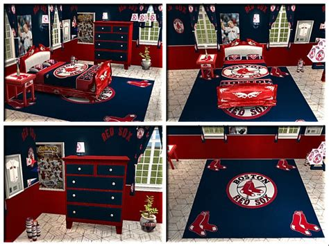 red sox bedroom 33 best boston red sox rooms wo man caves images on