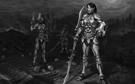 sci fi fantasy art 0957664990 fighting dark scary sci fi art warrior warhammer fantasy darkness action mobile