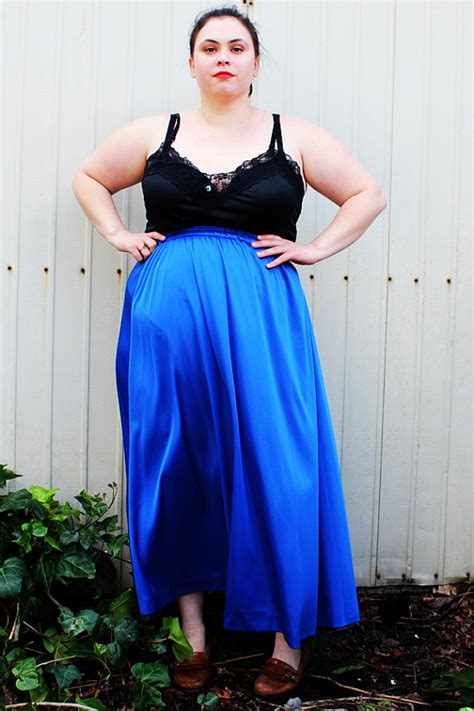 plus size skirts dressed up