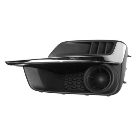 replacement fog light cover k metal 174 subaru impreza sedan wagon without fog lights