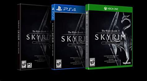 skyrim console ps3 skyrim special edition gratuit sur pc et non sur consoles