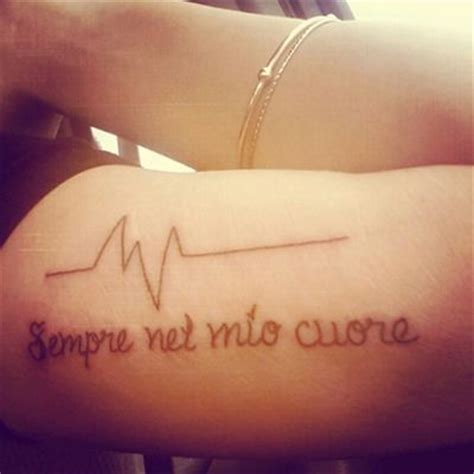forever in my heart tattoo designs italian tattoos italian and designs on