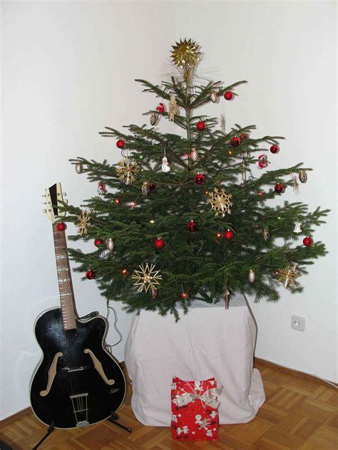 weihnachtsbaum schm 252 cken der wohnsinn