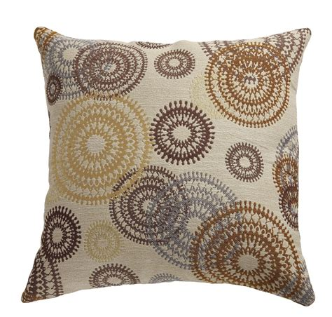 decorative sofa pillows coaster furniture 905037 sofa decorative accent pillows set of 2