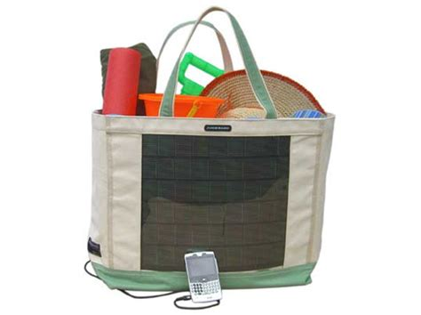 Picard Solar Bag Keeps Gadgets Juiced Up by Back To School Top 5 Eco Book Bags Inhabitat Green