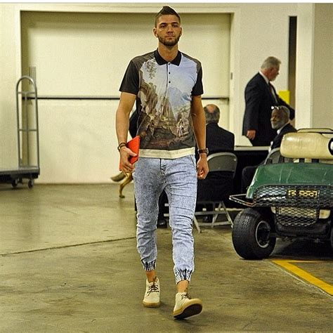 chandler parsons hairstyle style nba chandler parsons dolce gabbana polo