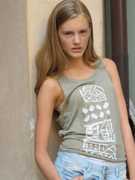 new teenmodel katja i newfaces