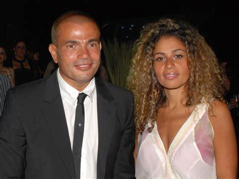 Amr Diab Gets Married to Italian Model   Arabia Weddings