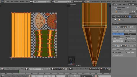 tutorial blender game designing a blender game character video tutorials