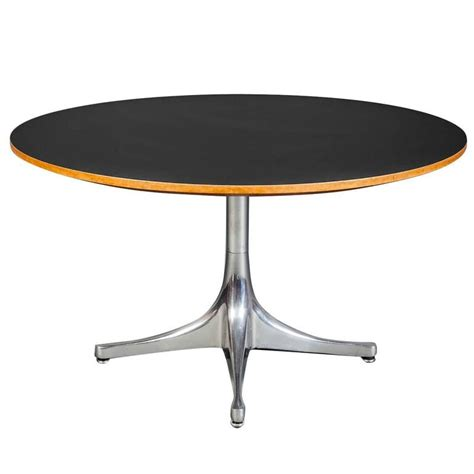 George Nelson Table L by George Nelson Swag Leg Side Table For Herman Miller At 1stdibs
