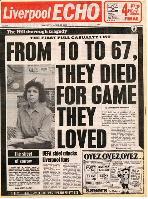 news from liverpool and merseyside for monday november 16 latest 96 best images about hillsborough 96 images for 96