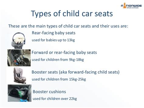 types of car upholstery the different types of car seats