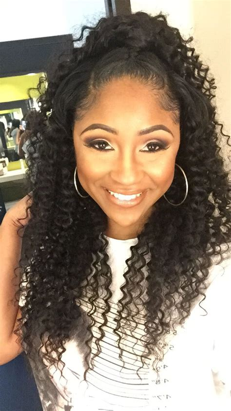 half up half down black hairstyles black women braids half up half down hairstyles half up