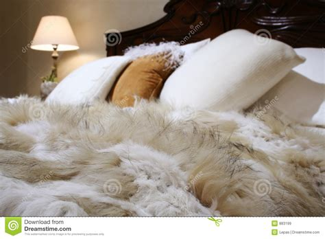 Fur Coverlet fur coverlet royalty free stock images image 883199