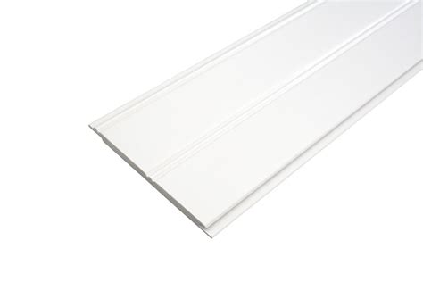Wainscoting Home Depot Canada by Decorative Panels Beaded White Wainscot The Home Depot