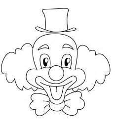 clown coloring pages free coloring pages of clown drawing