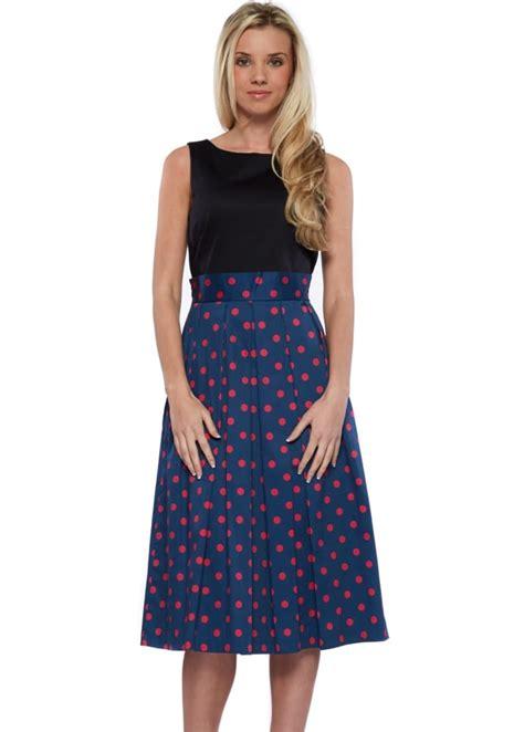 Dress Anak Polka Pink closet dress pink polka dot dress day dress sleeveless dress