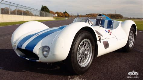 Maserati Tipo 61 Birdcage by Meet Nick S 1959 Maserati Tipo 61 Birdcage