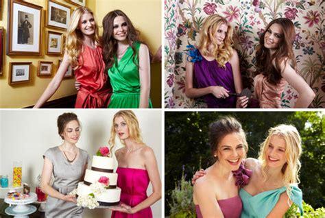 24102 Beigeblackpinkwhite V Neck Top bridesmaids dresses on onewed