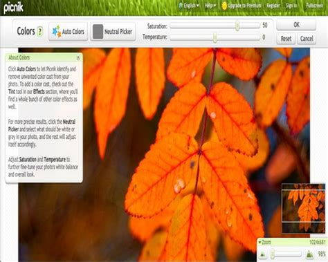 Picnik Image Editor For Basic Photoshop Needs When You Dont Photoshop by 18 Excellent Free Photo Editor Alternatives To
