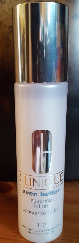 Clinique Essence Lotion clinique c even better essence lotion gently used