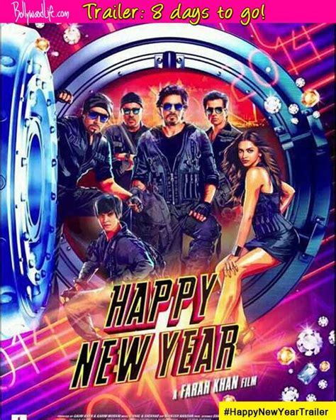 new year why the happy new year trailer why is the shah rukh khan deepika