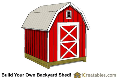 Diy Barn Shed Plans