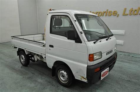 Suzuki Carry 4wd Japanese Vehicles To The World 1995 Suzuki Carry Truck 4wd