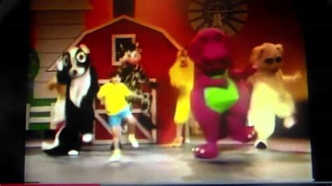 barney and the backyard gang barney in concert barney and the backyard gang intro barney in concert