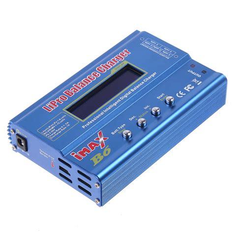 lipo battery charger imax b6 digital rc lipo nimh battery balance charger us