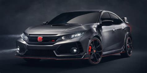 Fastest Honda by Honda S New Civic Type R Is Officially The Fastest Fwd Car