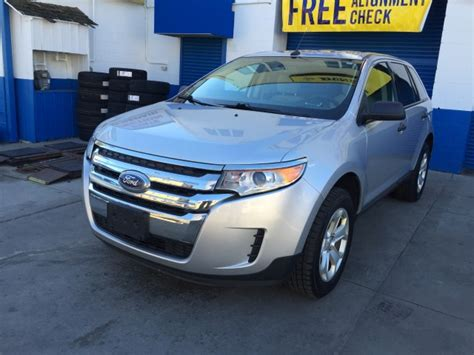 car owners manuals for sale 2012 ford edge lane departure warning used 2012 ford edge se awd suv 12 990 00