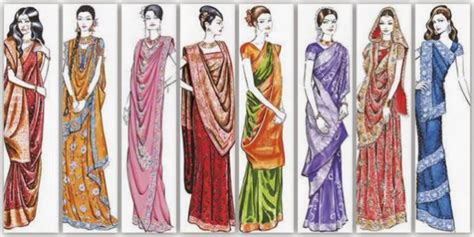 draping styles styles of saree draping by sakhi beauty